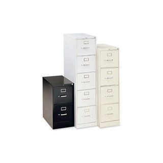 310 Series Two Drawer, Full Suspension File, Legal, 26 1/2d, Black: Everything Else