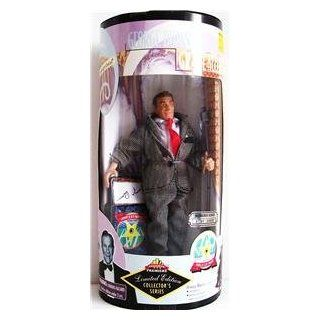 GEORGE BURNS ACTION FIGURINE DOLL *MIB  BOX HAS WEAR AND TEAR Toys & Games