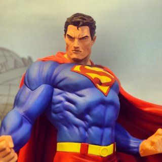 Kotobukiya DC Comics Superman for Tomorrow ArtFX Statue: Toys & Games