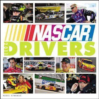 NASCAR Drivers 2011 Wall Calendar