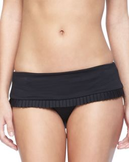 Womens GODDESS EVA SKIRTED PANT   Seafolly   Black (6)