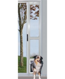 Ideal Modular Sliding Glass Dog Door   Dog Doors