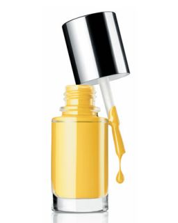 A Different Nail Enamel for Sensitive, 70 & Sunny   Clinique   and sunny
