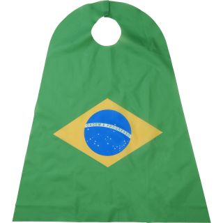 WAGON ENTERPRISE Adult Brazil Nation Cape