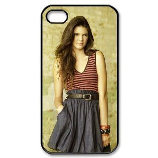 kendall jenner Hard Plastic Back Cover Case for iphone 4 4s: Cell Phones & Accessories