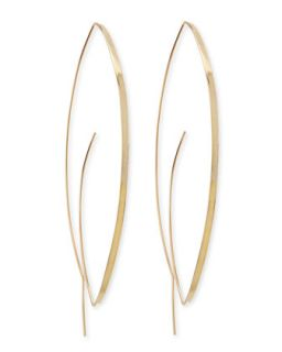 14k Blake Affinity Earrings   Lana   Gold (14k )