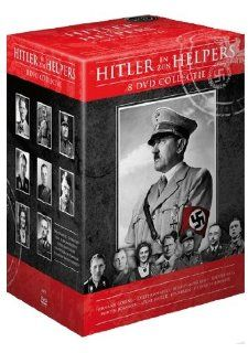 Hitler and His Helpers   8 DVD Box Set ( Hermann G�ring / Joseph Goebbels / Benito Mussolini / Rudolf Hess / Martin Bormann / Adolf Hitler / Eva Braun / Heinrich Himmler ) ( Hitler [ NON USA FORMAT, PAL, Reg.2 Import   Netherlands ] Liev Schreiber, Catego