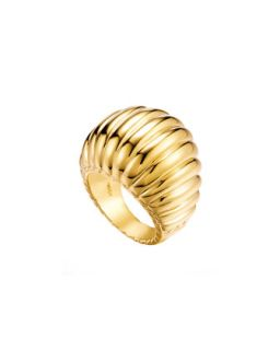 Bedeg 18k Gold Dome Ring   John Hardy   Gold (7)