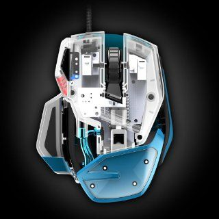 Mad Catz R.A.T.TE Tournament Edition Gaming Mouse for PC and Mac: Computers & Accessories