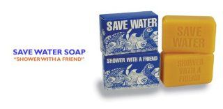 Save Water Soap, 9 oz / 250 grams : Bath Soaps : Beauty