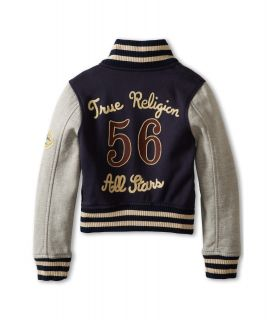 True Religion Kids Boys Richie Varsity Jacket Toddler Little Kids Big Kids
