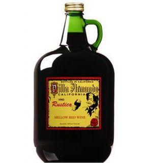 Villa Armando Rustico Red Black Label: Wine