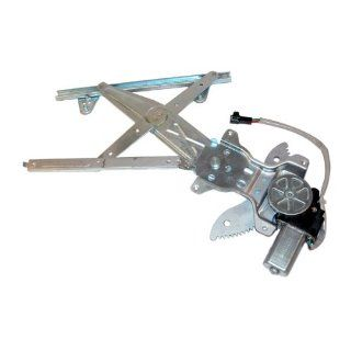 1997 2001 Toyota Camry Sedan 4 Door Rear Power Window Regulator with Motor Right Passenger Side (1997 97 1998 98 1999 99 2000 00 2001 01): Automotive