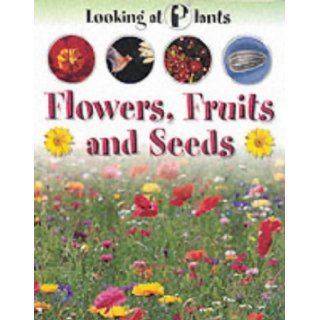 Flowers, Fruits and Seeds (Looking at Plants): Sally Morgan: 9781841384320:  Kids' Books