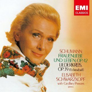 Elisabeth Schwarzkopf   Schumann: Life And Love Of Woman [Japan LTD SACD Hybrid] TOGE 12120: Music