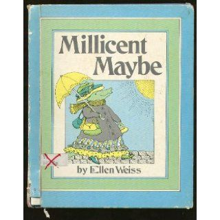 Millicent Maybe: Ellen Weiss: 9780380491971: Books