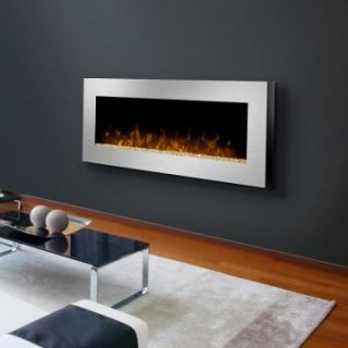 Dimplex Celebrity Wall Mount Electric Fireplace   Electric Fireplaces