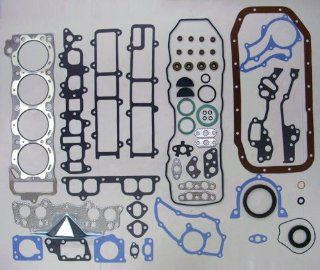 83 84 Toyota Pickup 22R/22RE 2.4L 2366cc L4 8V SOHC Engine Full Gasket Replacement Kit Set (FelPro: HS8807PT 1, CS8807): Automotive