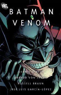 Batman Venom (9781401233839) Dennis J. O'Neil, Jose Luis Garcia Lopez Books