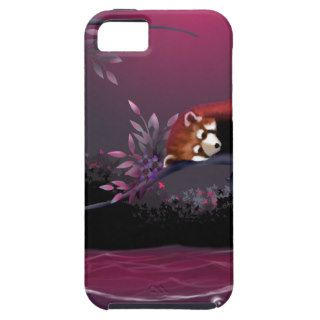 Sad Lonely Panda iPhone 5/5S Cover