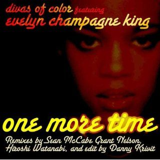 One More Time (Sean McCabe Main Vocal Mix) Divas Of Color