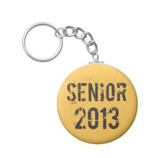 Senior 2013   Class of 2013 Key Chain