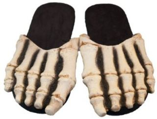 Billy Bob Products Skeleton Feet Sandals   One Size Fits Most: Shoes