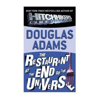 The Hitchhikers Guide to the Galaxy 5 Paperback Books (Hitchhiker's Galaxy; The Restaurant at the End of the Universe; Mostly Harmless; The Salmon of Doubt; So Long, and Thanks for all the fish, 5 Books by Douglas Adams) Douglas Adams 0884363659682