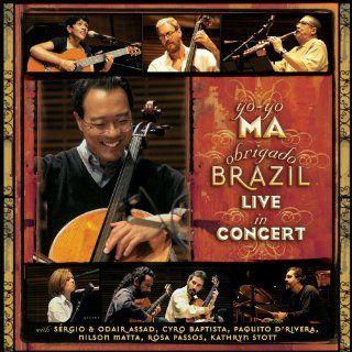 Obrigado Brazil: Live in Concert: Music
