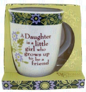 History and Heraldry Special Daughter Mug: Kitchen & Dining