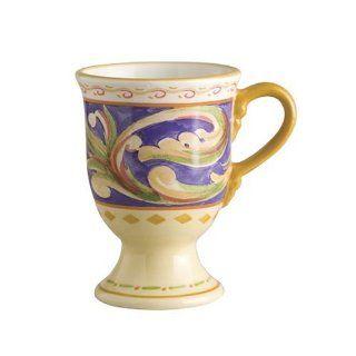 Pfaltzgraff Villa della Luna Pedestal Mug: Kitchen & Dining