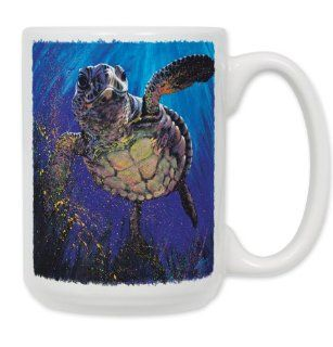 Turtle Coffee Mug Kitchen & Dining