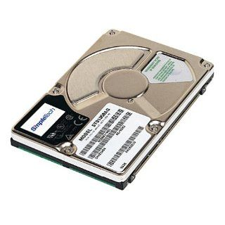 SimpleTech STD 8000HD/40 40GB Internal Notebook Drive Hard Disk Drive (Caddy Drive Upgrade for Dell): Electronics