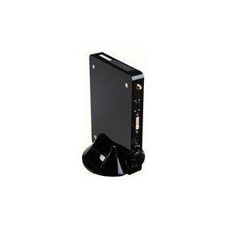 Foxconn NTA350 0H0W B A NA AMD Hudson D1 1x204 Pin AMD Radeon HD 6310 Mini/Booksize Barebone System (Black): Electronics