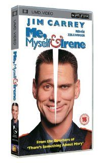 Me. Myself and Irene [UMD for PSP] Jim Carrey, Ren�e Zellweger, Bobby Farrelly, Peter Farrelly Movies & TV