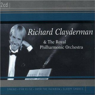 Richard Clayderman & The Royal Philharmonic Orchestra: Music