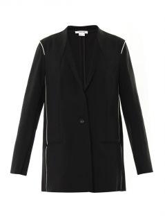 Pierce bonded crepe jacket  Helmut Lang