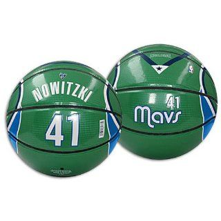 Mavericks   Spalding NBA Player Jersey Basketball   Nowitzki, Dirk ( Nowitzki, Dirk : #41/Away : Mavericks ) : Sports Fan Basketball Jerseys : Sports & Outdoors