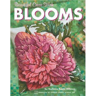 Beautiful Cross Stitch Blooms (Leisure Arts #4249): Kooler Design Studio: 9781574866926: Books