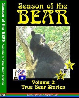 Season of the Bear, Volume 3: True Bear Stories: Kim DeLozier   National Park Service, Bill Stiver   National Park Service, Mike Orlando/Cathy Connolly/Brian Scheick   FWC, Ann Bryant/Dave Baker   BEAR League CA NV, Dane Havard   a hiker in Alaska, Lisa St