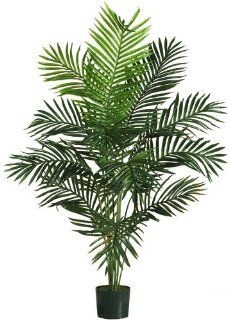 Nearly Natural 5259 Paradise Artificial Palm Trees, 5 Feet, Green
