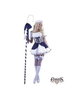 Little Bo Peep Adult Costume: Adult Sized Costumes: Clothing