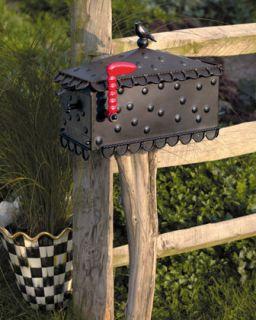 Birdsong Mailbox   MacKenzie Childs