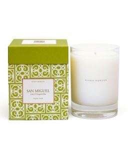 San Miguel Lime & Bouganvillea Candle   Niven Morgan