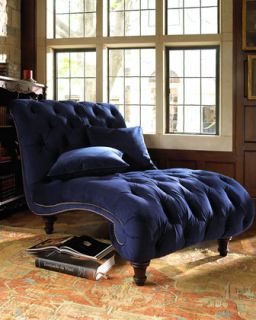 Royal Marco Chaise   Old Hickory Tannery