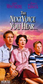 Next Voice You Hear [VHS]: James Whitmore, Nancy Reagan, Gary Gray, Lillian Bronson, Art Smith, Tom D'Andrea, Jeff Corey, Bob Alden, Michael Barrett, Mary Bear, Billy Bletcher, Donna Boswell, William C. Mellor, William A. Wellman, John D. Dunning, Dore