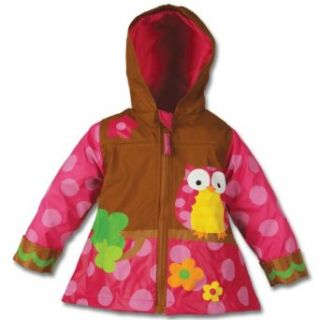 Stephen Joseph Toddler Girls Girl's Rain Coat: Clothing