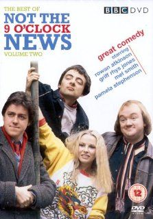 The Best Of Not The Nine O'Clock News   Vol. 2 [Region 2]: Rowan Atkinson, Pamela Stephenson, Mel Smith, Griff Rhys Jones, Chris Langham, John Alford, Richard Davies, Bill Wilson, Bob Spiers, Andrew Marshall, Andy Hamilton, Clive Anderson, Craig Nichol