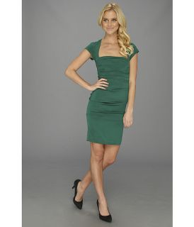 Nicole Miller Felicity Cap Sleeve Dress