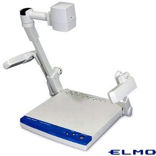 ELMO EV 500AF VISUAL PRESENTER : Overhead Projectors : Electronics